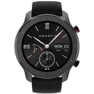 Inteligentné hodinky Amazfit GTR 42 mm - Starry Black