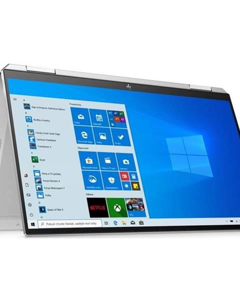 HP Notebook HP Spectre x360 13-aw0109nc strieborný