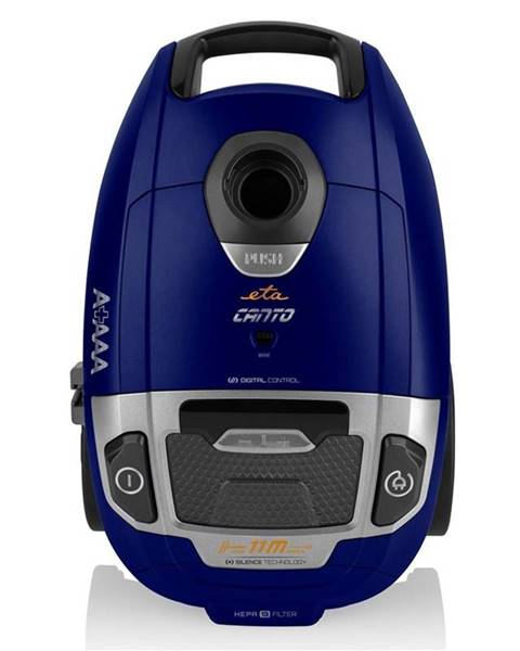 Eta Podlahový vysávač ETA Canto II 1492 90020 modr