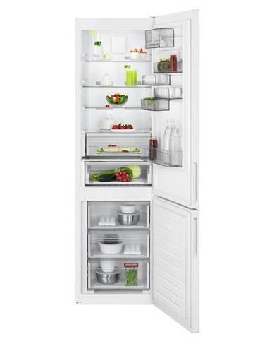 Kombinácia chladničky s mrazničkou AEG Mastery Rcb636e4mw biela