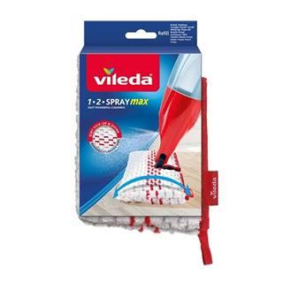 Návlek na mop Vileda 1.2 Spray Max náhrada biele/červen
