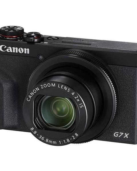 Canon Digitálny fotoaparát Canon PowerShot G7X Mark III čierny