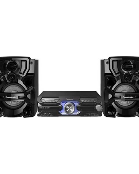 Panasonic HiFi systém Panasonic SC-Akx710e-K čierny
