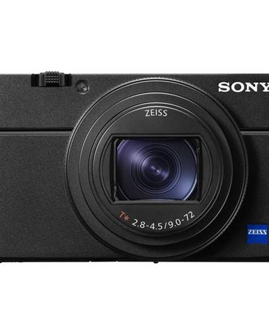 Digitálny fotoaparát Sony Cyber-shot DSC-RX100 VI čierny