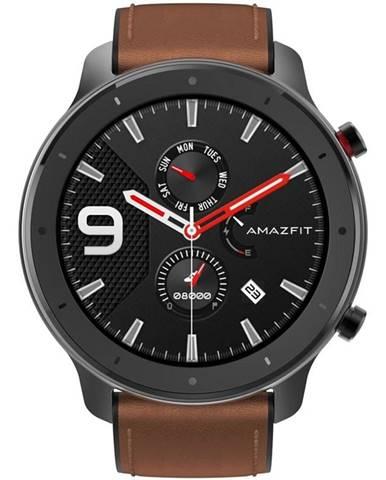 Inteligentné hodinky Amazfit GTR 47 mm - Aluminium Alloy