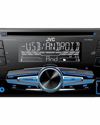 Autorádio JVC KW R520 čierne