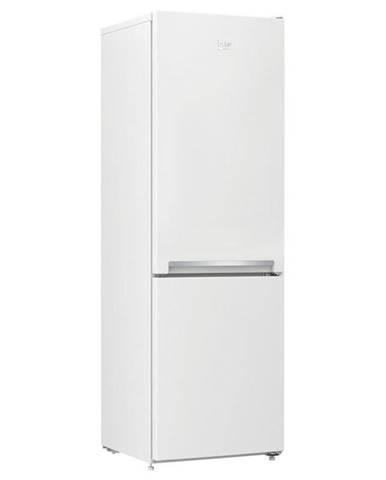Kombinácia chladničky s mrazničkou Beko Csa270m31wn biela
