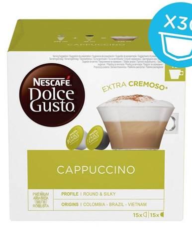 NescafÉ Dolce Gusto® Cappuccino kávové kapsule 30 ks