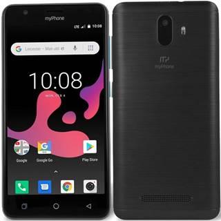 Mobilný telefón myPhone Fun 8 čierny