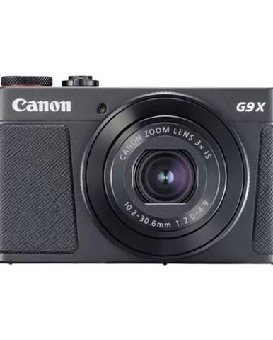 Digitálny fotoaparát Canon PowerShot G9 X Mark II čierny