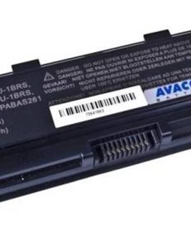 Batéria Avacom pro Toshiba Satellite L850 Li-Ion 10,8V 5200mAh
