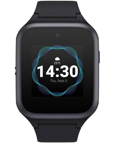 Inteligentné hodinky TCL Movetime Family Watch 40 Senior čierny