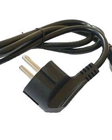 Kábel Avacom pro notebookové zdroje, 1,8m čierny