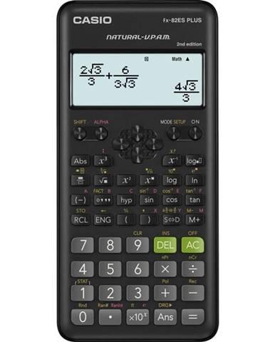Kalkulačka Casio FX 82ES Plus 2E čierna