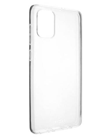 Kryt na mobil Fixed na Samsung Galaxy A71 priehľadný