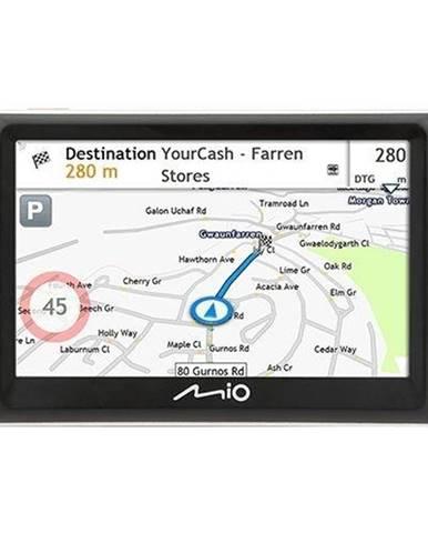 Navigačný systém GPS Mio Spirit 7700 Truck/Karavan Full Europe