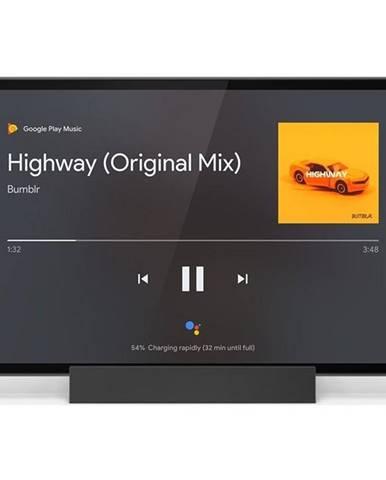 Tablet  Lenovo Tab M10 Plus 128 GB + nabíjecí stanice sivý