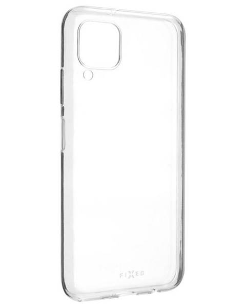 FIXED Kryt na mobil Fixed Skin na Huawei P40 Lite priehľadný
