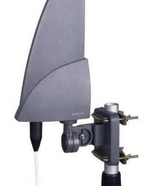 Evolveo Vonkajšia anténa Evolveo Shark 35dB, aktivní DVB-T/T2