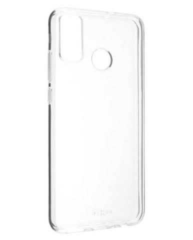 Kryt na mobil Fixed na Honor 9X Lite priehľadný