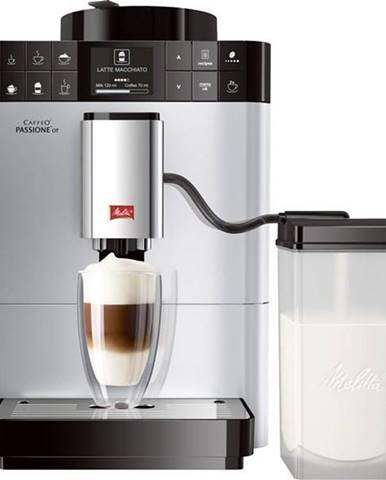 Espresso Melitta Passione One Touch Stříbrné strieborn