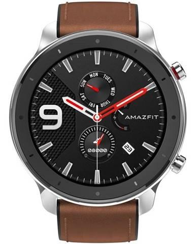Inteligentné hodinky Amazfit GTR 47 mm - Stainless Steel