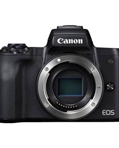Digitálny fotoaparát Canon EOS M50 telo čierny