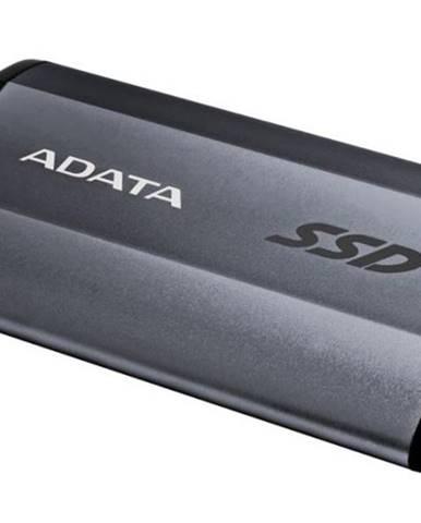 SSD externý Adata ASE730 512GB Titanium