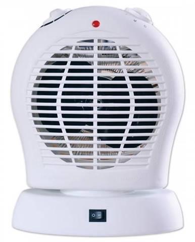 Teplovzdušný ventilátor Orava VL-201 A biely