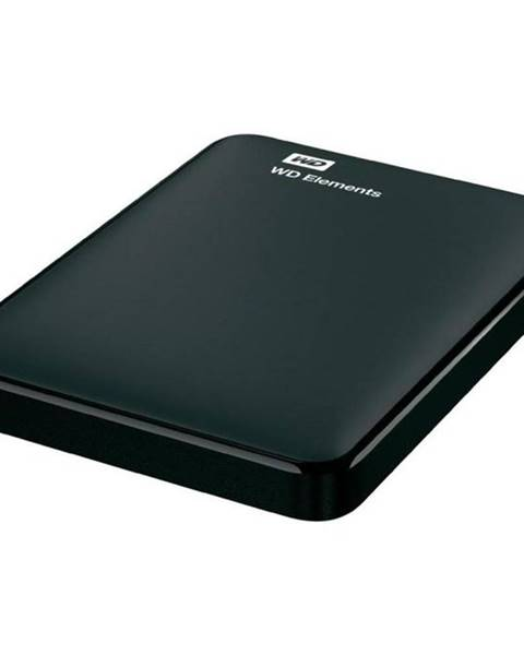 Western Digital Externý pevný disk Western Digital Elements Portable 750GB čierny