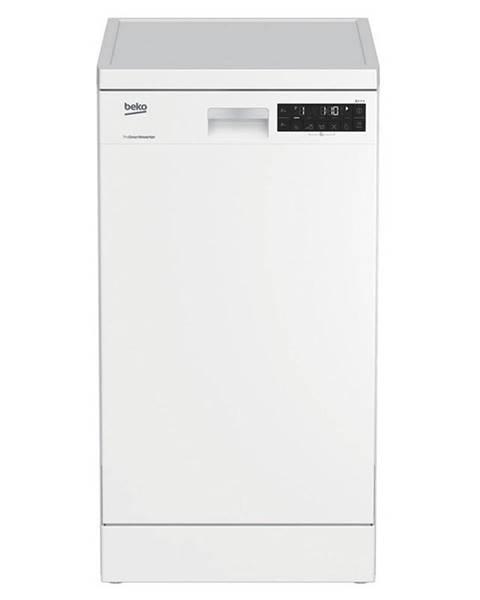 Beko Umývačka riadu Beko Dfs28130w biela