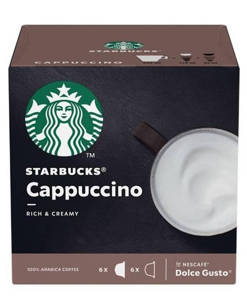 Starbucks Kapsule pre espressa Starbucks Cappuccino 12Caps