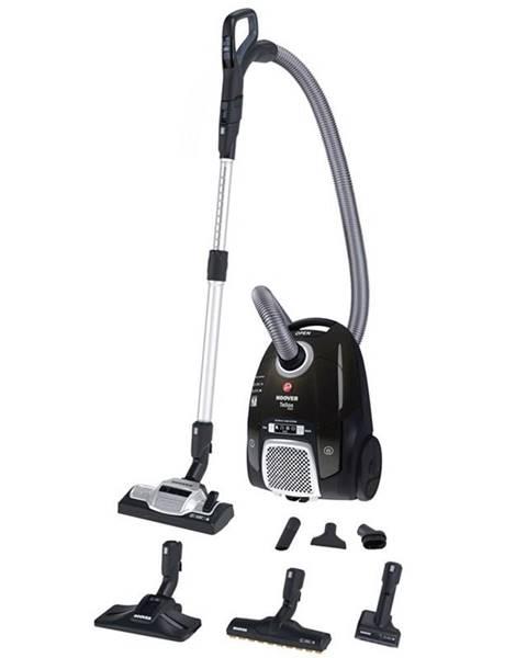 Hoover Podlahový vysávač Hoover Telios Extra Tx62alg 011 čierny