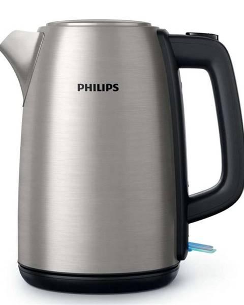 Philips Rýchlovarná kanvica Philips HD9351/91 nerez