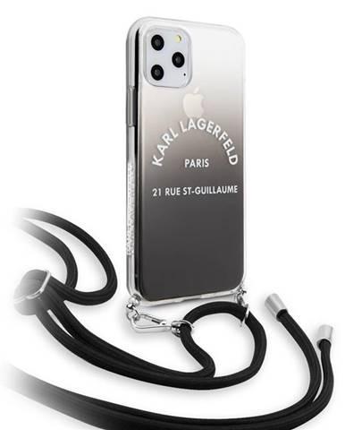 Kryt na mobil Karl Lagerfeld Gradient na Apple iPhone 11 Pro Max