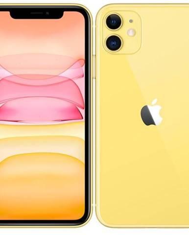 Mobilný telefón Apple iPhone 11 128 GB - Yellow