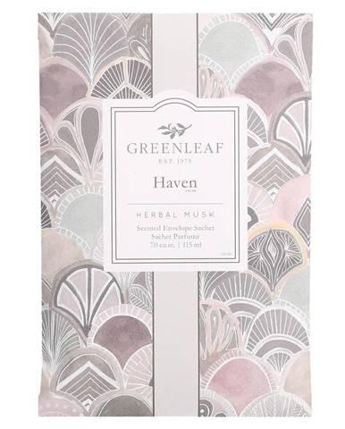 Vrecúško s vôňou Greenleaf Haven S