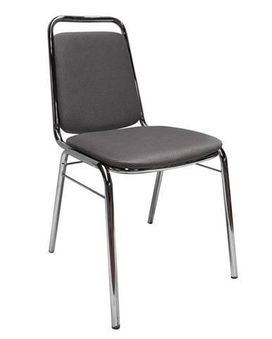 Zasadacia stolička sivá sieťovina ZEKI