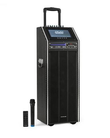 "Auna Pro DisGo Box 2100 DVD, prenosný PA systém, 300 W max., 9"" TFT displej, DVD"