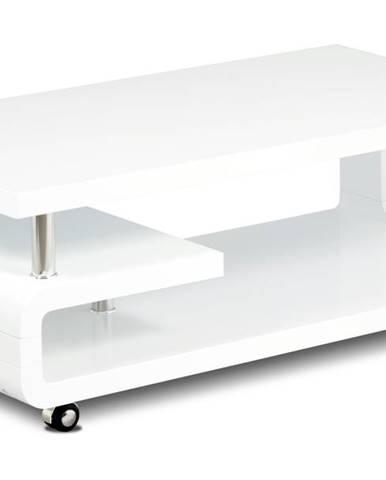 Konferenčný stolík GRANADA biela