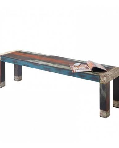 Jedálenská lavica GOA mangovník/akácia