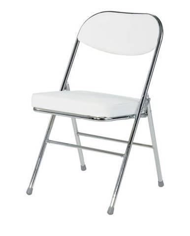 Skladacia stolička FLORIAN sivá