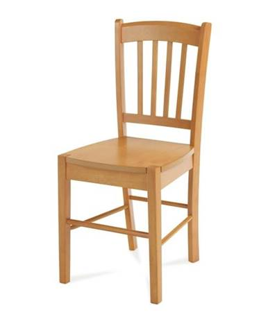 Jedálenská stolička ANNA jelša