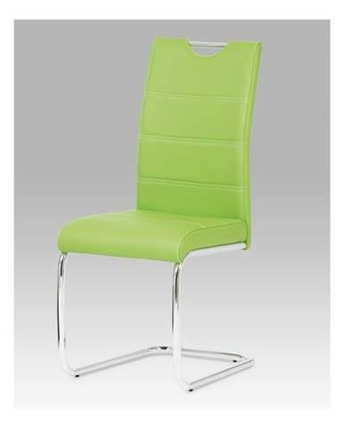 Jedálenská stolička AZALEA zelená