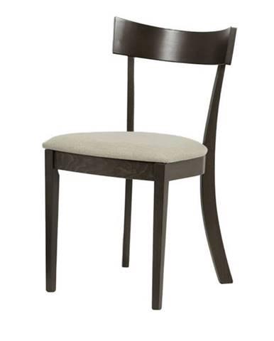 Jedálenská stolička BETTY orech