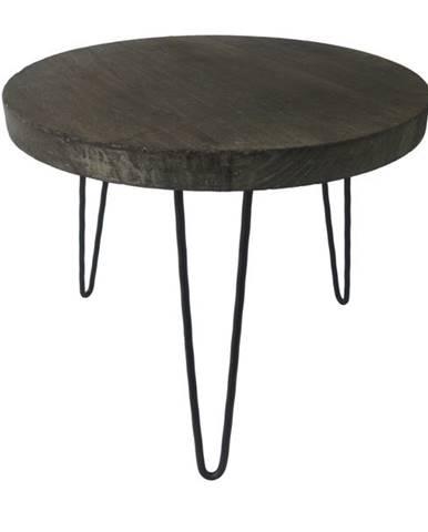 Prístavný stolík GREGOR ø 45 cm