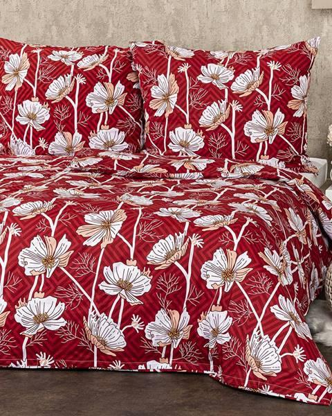 4Home 4Home Bavlnené obliečky Lúčna kvetina, 140 x 200 cm, 70 x 90 cm
